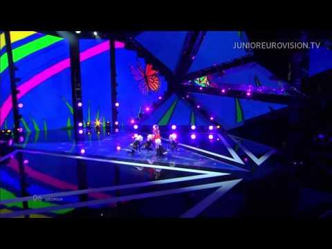 Lizi Japaridze - (lizi  Pop) - Happy Day (georgia) 2014 Live Jesc 2014 video
