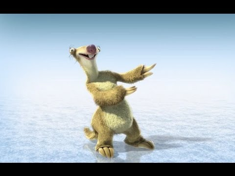 The Sid Shuffle - Ice Age: Continental Drift video