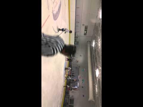 Glacier U8 Hockey  5year old Frankie Benedetto