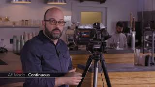 How-To: Canon XF400 and XF405: Dual Pixel CMOS Autofocus Features