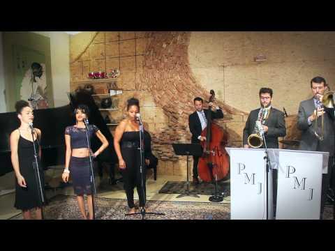 Waterfalls - Vintage Soul Ballad TLC Cover ft. Ashley Stroud