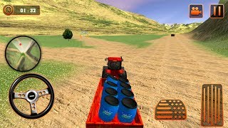 Farm Tractor Cargo Driving Simulator 19 (by Frenzy Games Studio) Android Gameplay [HD]