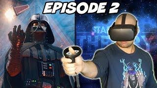 Vader Immortal VR Episode 2: FULL GAMEPLAY (CANON)