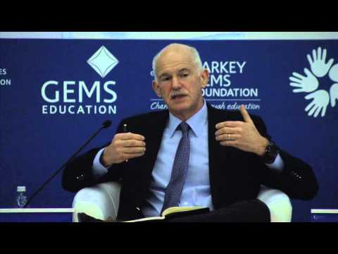 GESF 2014 Panel Discussion: Lessons from Existing Practices in Youth Skills Development