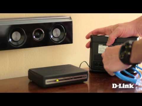 D-Link - DIR-810L Wireless AC750 Dual Band Cloud Router