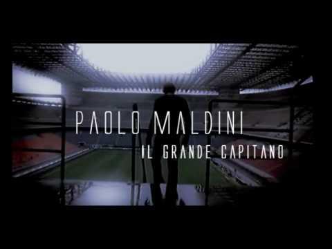 Paolo Maldini Goodbye