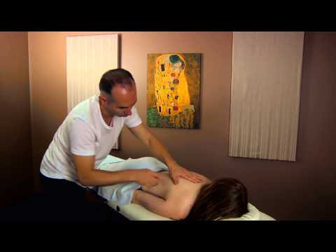 Asmr Back Massage For Relaxation video