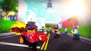ROBLOX ACTION STORY - The Doritos Heist (Animation)