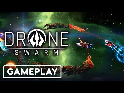 Drone Swarm - Gameplay Walkthrough | gamescom 2020