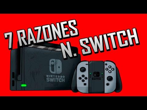 7 Razones Para Comprar Nintendo Switch