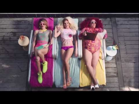 Gaycation by DWV ( Detox, Willam & Vicky Vox )