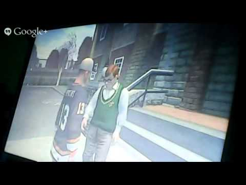 Playing Ben 10 And Bully video