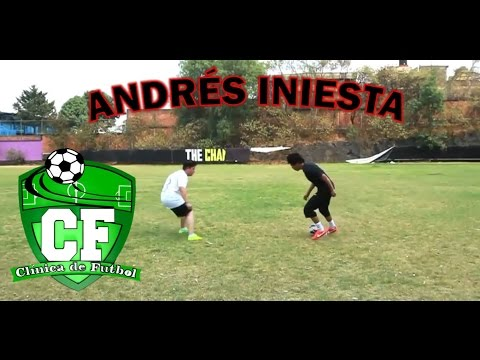 CLINICA DE FUTBOL - ANDRÉS INIESTA