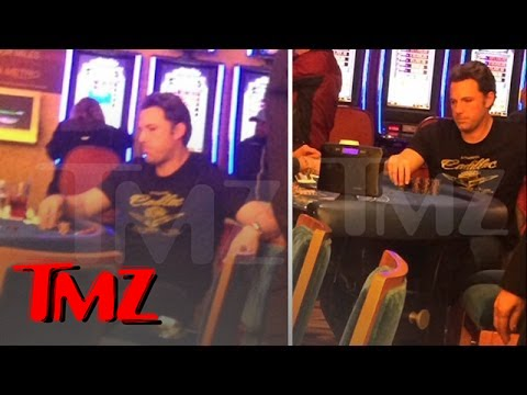 Ben Affleck – Gambling in Motor City