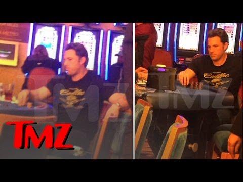 Ben Affleck – Gambling in Motor City