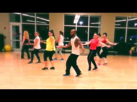 La Gozadera Gente De Zona ft Marc Anthony zumba