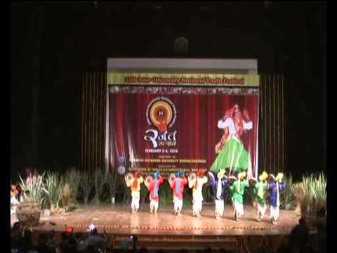 Haryanvi Folk Dance M D U National 2009 video