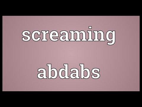 Header of abdabs
