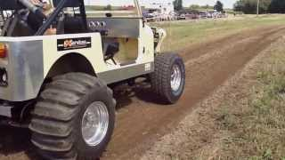 1000 HP Jeep sprint