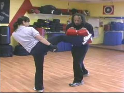 Jeet Kune Do Martial Arts Techniques : Shin Techniques for Jeet Kune Do Image 1