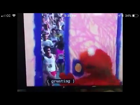 Pull Elmo world  weather