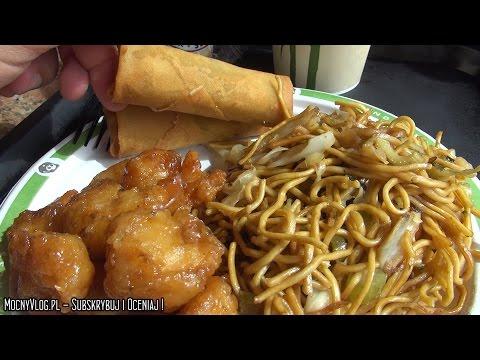 Panda Express Chinese Restaurant. Nowy hotel w Orlando i aligator w basenie - USA VLOG 09