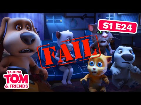 Talking Tom and Friends - The Contest (Season 1 Episode 24)
