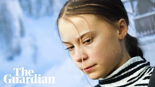 'Our demands have been completely ignored' says Greta Thunberg at Davos 2020