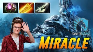 Miracle Abaddon Gameplay Dota 2