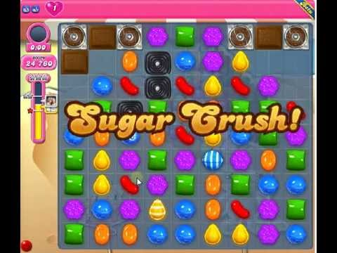 How to beat Candy Crush Saga Level 159 - 1 Stars - No Boosters - 28