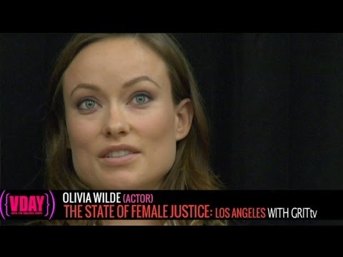 Olivia Wilde: State of Female Justice