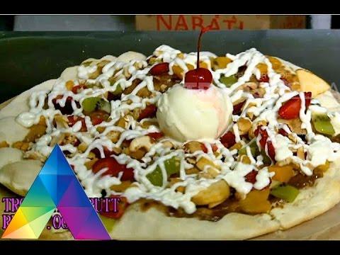 FOOD AND FASHION - Pizza Dengan Toping Buah Yummy!! Di Bandung