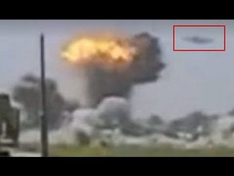 "Shock Footage: Marine Captures UFO Destroying Taliban Base: ""Unlike Any Known U.S. Military Drone"""