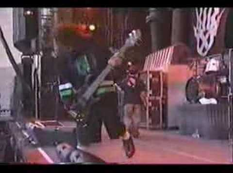 Static-X - Push It (Live) Video