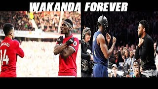Pogba & Lingard●Coolest Handshakes,Celeberations & Dance Videos 2018