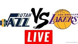 Los Angeles Lakers vs Utah Jazz LIVE STREAM FREE - October 28 2017 NBA HD