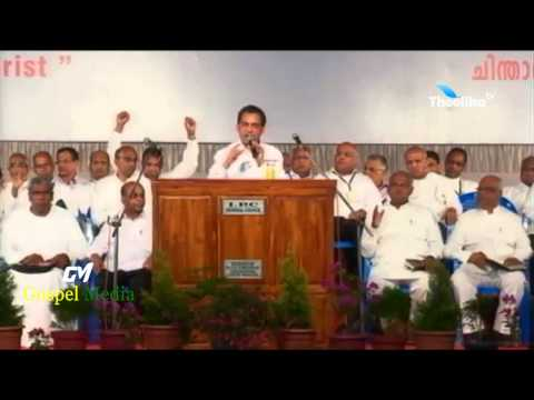 91st IPC General Convention 2015 Day - 2 -  Message By Pastor George Monachan