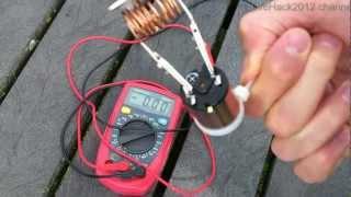 Bedava elektrik üretimi free energy