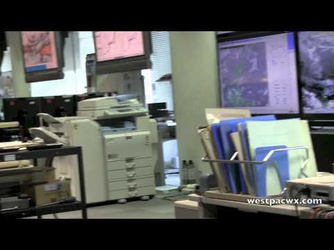 Inside the Japan Meteorological Agency