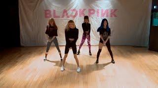BLACKPINK – 'SO HOT (THE BLACKLABEL Remix)' DANCE PRACTICE VIDEO