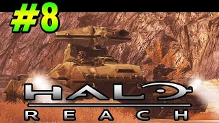 Halo Reach | Misión 8 en Español Latino | Campaña Completa
