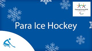 Ice hockey: Italy v Sweden | Premilinary Game | PyeongChang2018 Paralympic Winter Games | LIVE