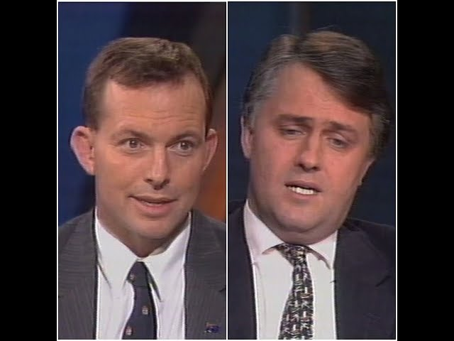 Abbott vs Turnbull Republic Debate 1993