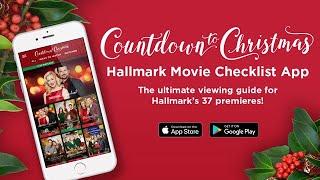 Hallmark Movie Checklist App