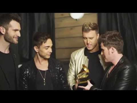 2014 Grammy Record Of The Year Mash-up - all About That Bass, chandelier Etc. (by Anthem Lights) video