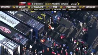 nascar fight (nascar brawl)