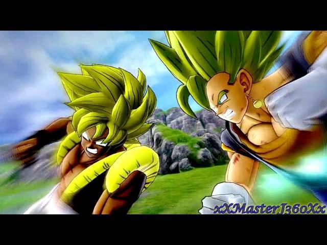 Dragon Ball Z:Ultimate Tenkaichi Kogu The Powerful Vs Super Vegito & Gogeta