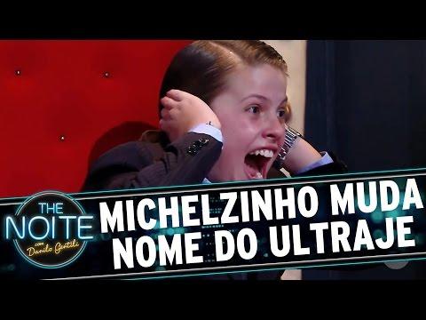 The Noite (14/09/16) - Michelzinho ordena Ultraje a tocar One Direction Vídeos de zueiras e brincadeiras: zuera, video clips, brincadeiras, pegadinhas, lançamentos, vídeos, sustos