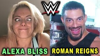 10 WWE Wrestlers Funnier Than You Thought 2019 - Roman Reigns, Alexa Bliss & more