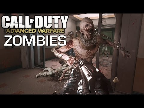 Zombie Mode!! - Call of Duty: Advanced Warfare